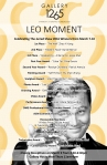 Leo Moment Poster